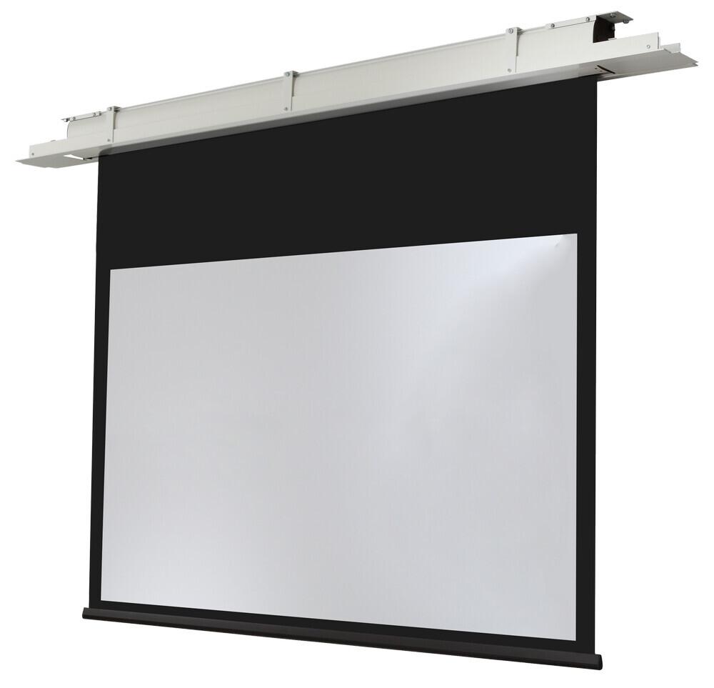 Ecran encastrable au plafond celexon Expert motorisé 300 x 187 cm - Format 16:10