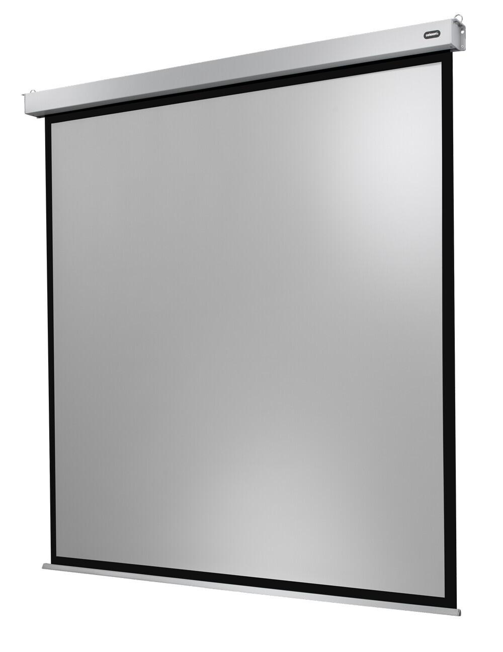 Ecran de projection celexon Motorisé PRO PLUS 280 x 280cm
