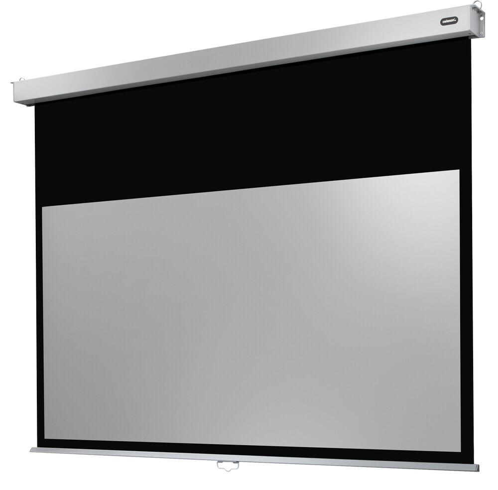 celexon manuell projektorduk Professional Plus 280 x 158 cm