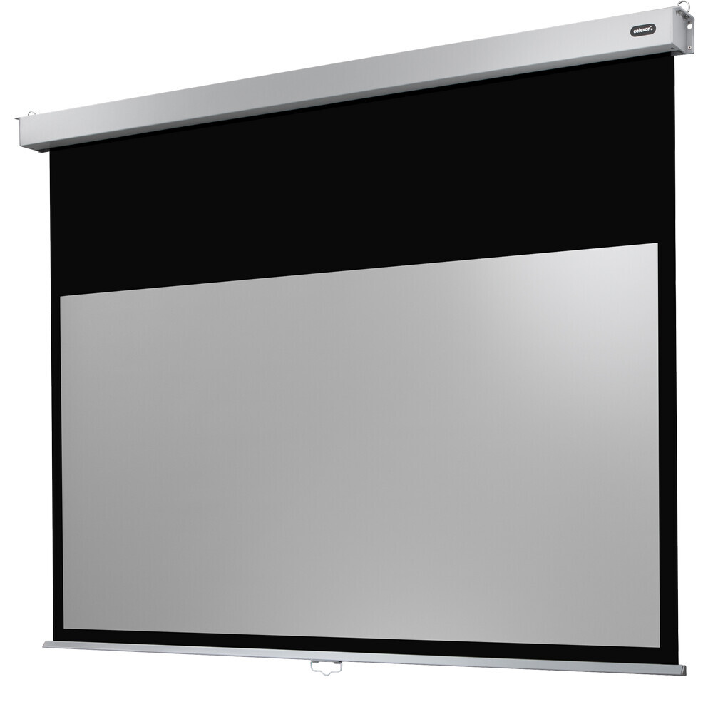 Ecran de projection celexon Manuel PRO PLUS 300 x 169cm