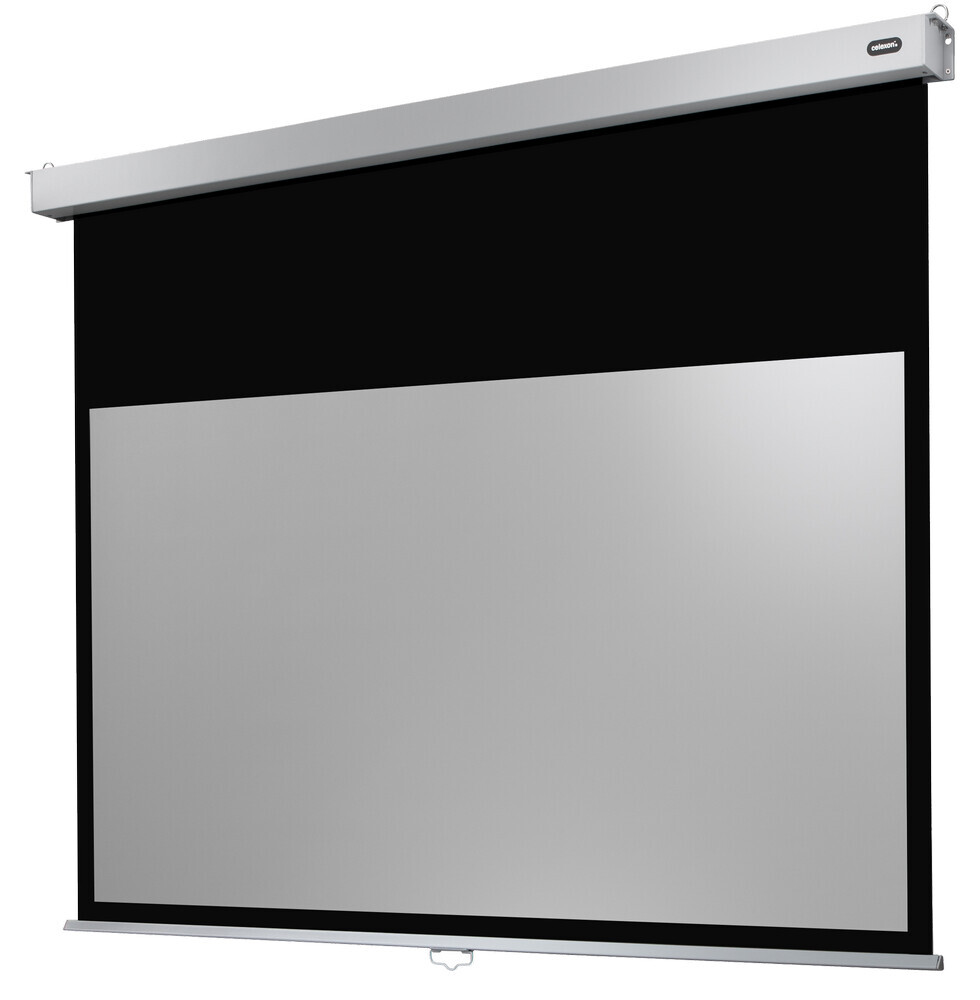 celexon schermo manuale Professional Plus 280 x 175 cm