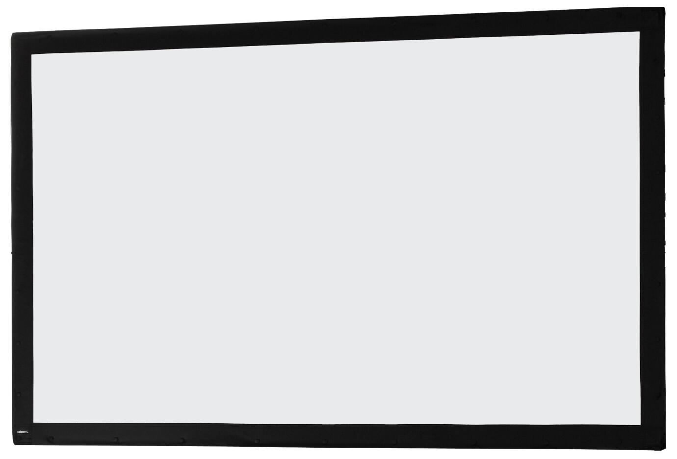 Toile 305 x 190 cm pour Ecran de projection sur Cadre celexon