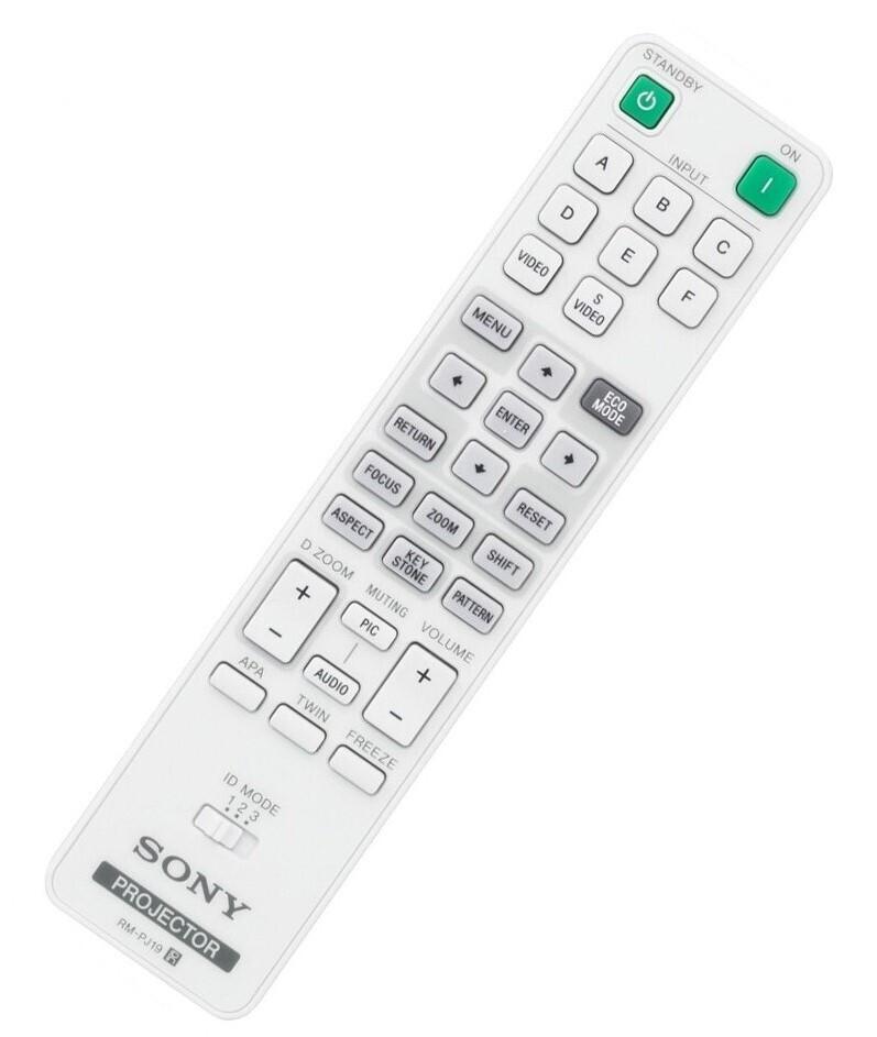 Sony Fernbedienung für VPL FH30, FH500L, FX30, FX35