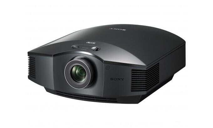 Sony VPL-HW65ES zwart