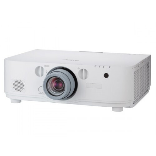 NEC PA671W (without lens)