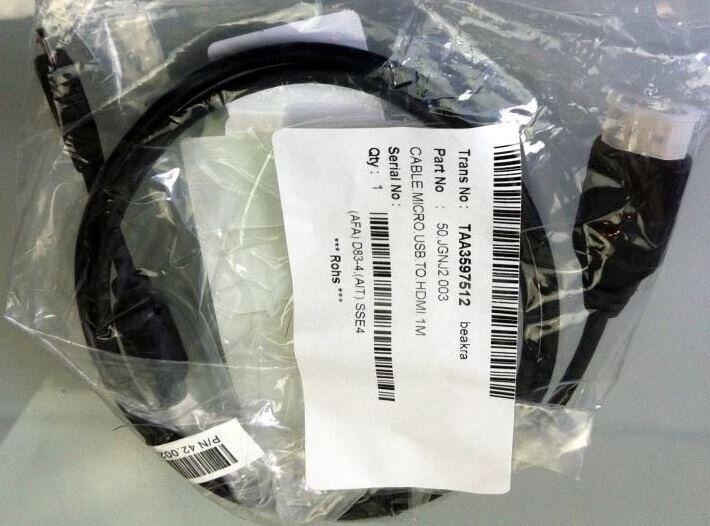 MHL kabel 1m