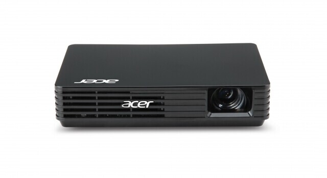 Acer C120 - Demoware Platin