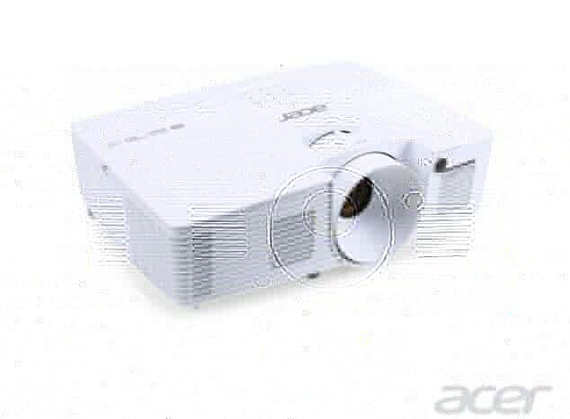 Acer H6517ABD - Demoware Platin