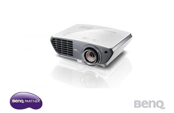 BenQ W3000 - Demoware Platin