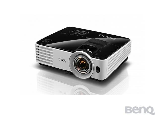 BenQ MX631ST - Demoware Platin