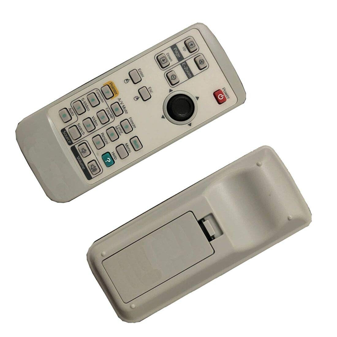 Télécommande de rechange pour Epson EB-1720, EB-1723, EB-1725, EB-1735W, EB-1730W
