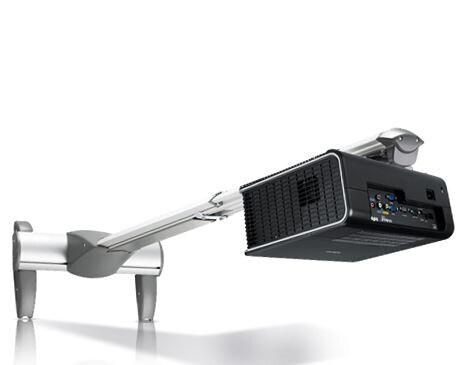 InFocus PRJ-WALLKIT-12 Wandhalterung für Kurzdistanz-Projektoren: Dual Stud