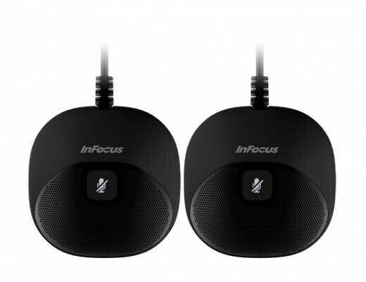 Infocus Thunder - Altavoces adicionales (2 micrófonos adicionales)