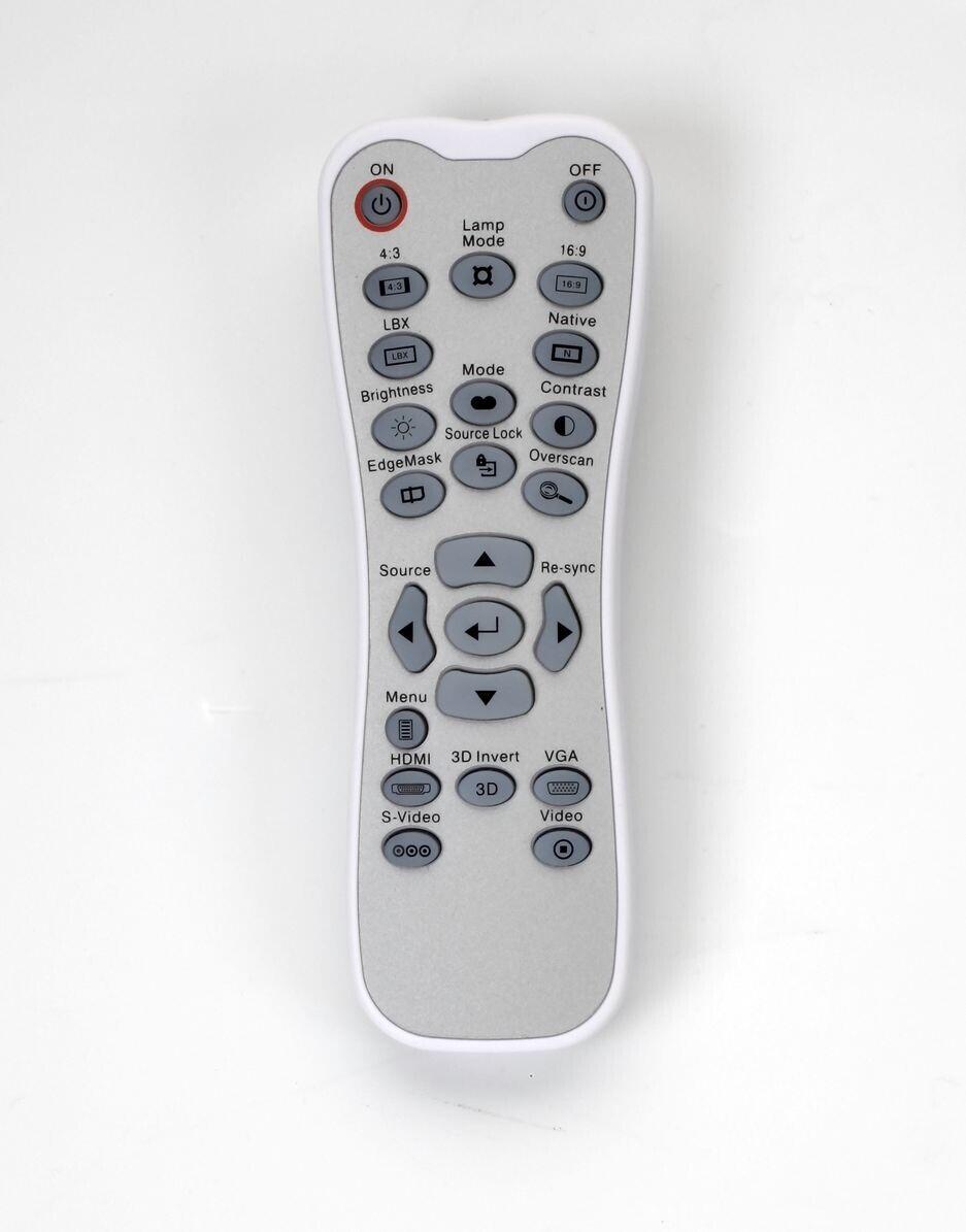 Telecommande de rechange pour Optoma DX733
