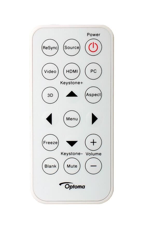 Optoma mando a distancia para W307UST