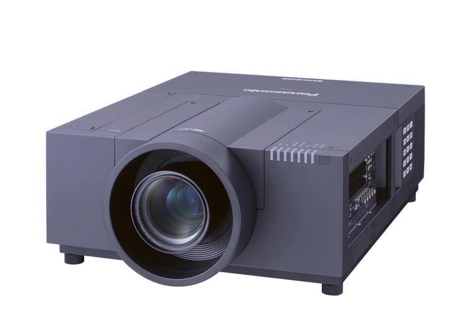 Panasonic PT-EX12KE (sin objetivo)