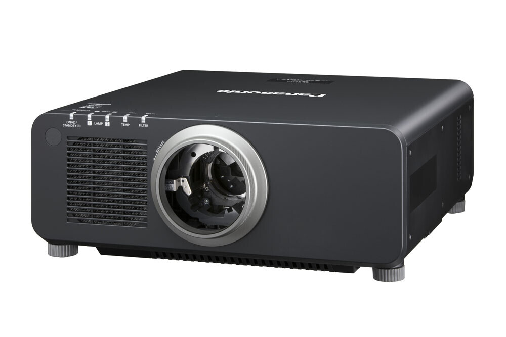 Panasonic PT-DX100ELK (utan standardobjektiv)