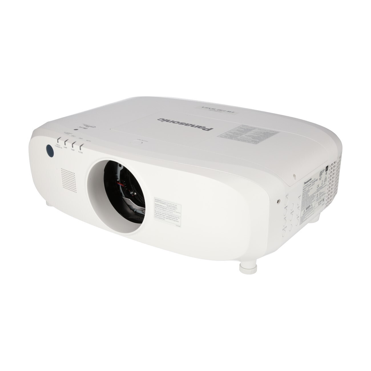 Panasonic PT-EW730ZLE (without Lens)
