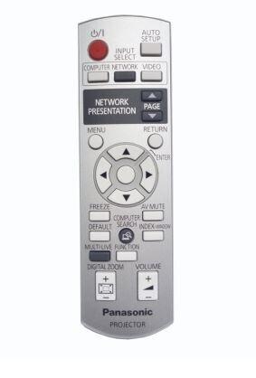 Panasonic Fernbedienung N2QAYB000436 für PT-LB90NTE