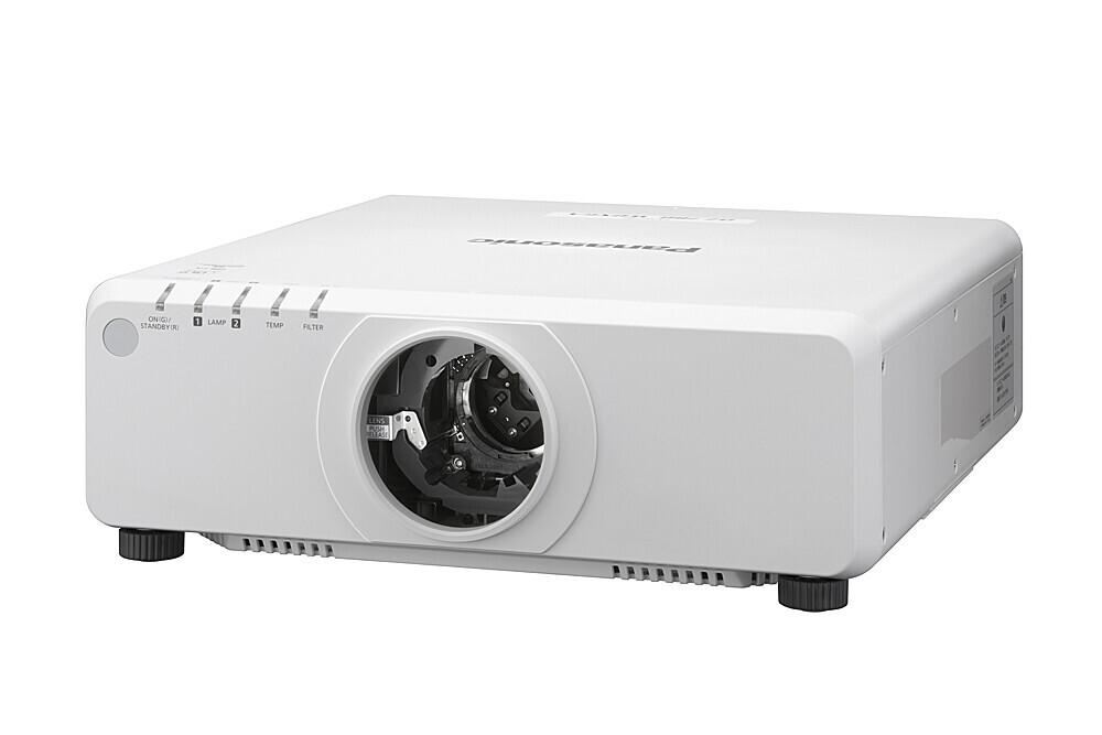 Panasonic PT-DW750LWE - Sans objectif
