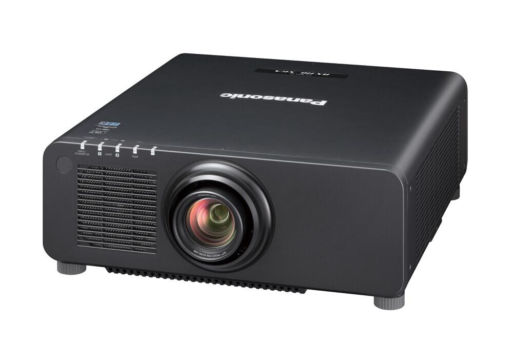 Panasonic PT-RX110BE (schwarz, inkl. Standardobjektiv)