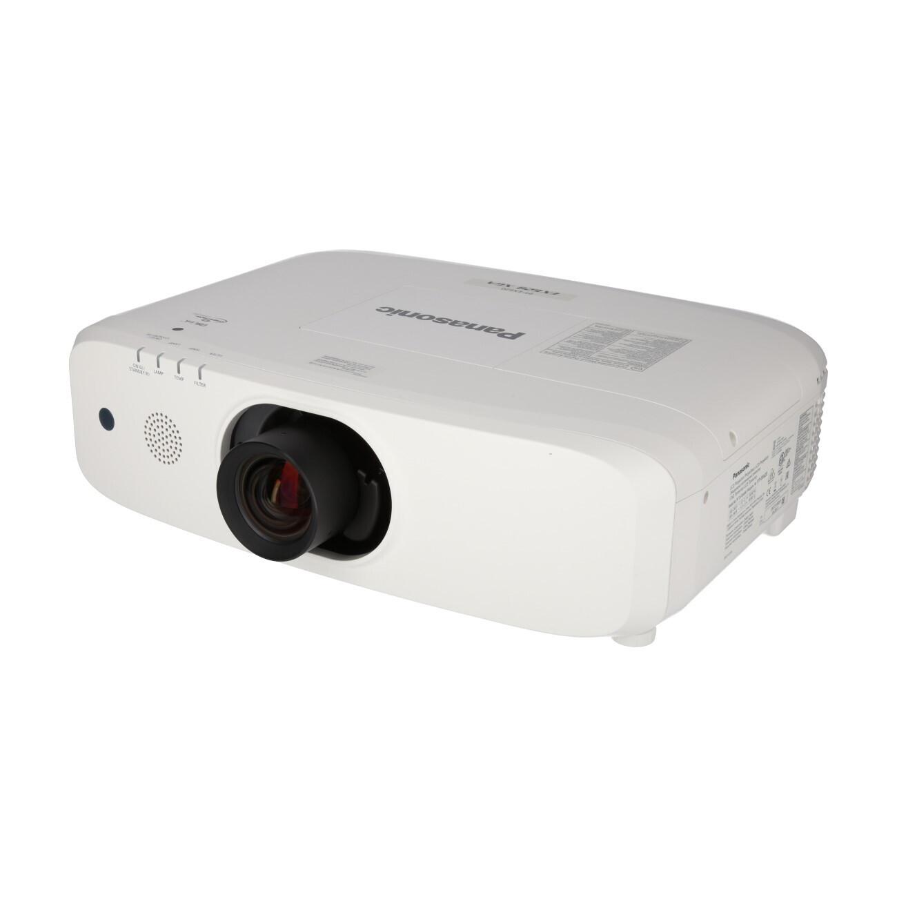 Panasonic PT-EX620E inklusive objektiv