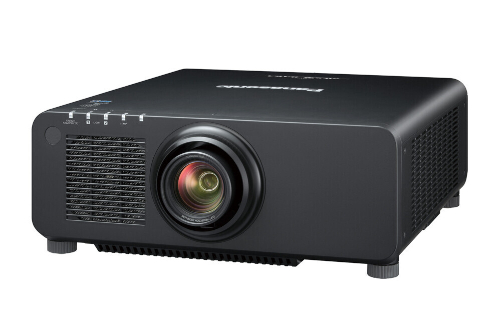 Panasonic PT-RW620BE (negro, incl. objetivo standard)