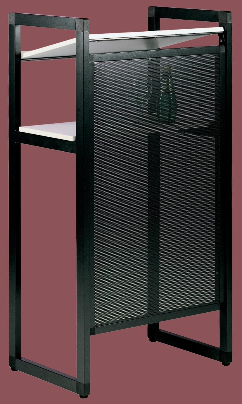 Projecta Rednerpult Meeting Lectern, dunkelgrau