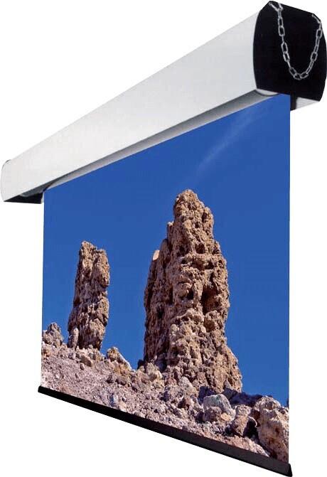 Ecran de projection motorisé WS-S-Mot-Large 600 x 450 cm