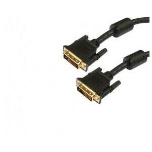 PureLink DVI Kabel Stecker (24+1) - Stecker (24+1) 10 Meter