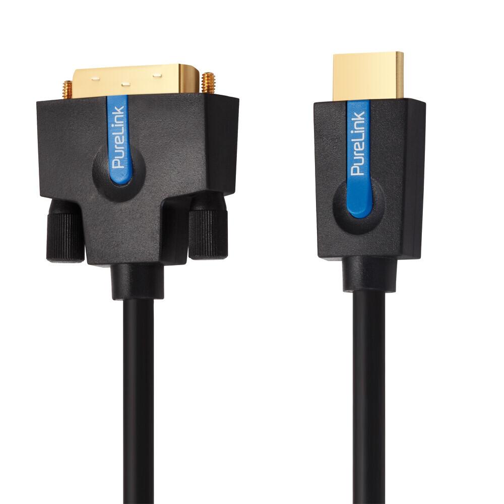 PureLink HDMI/DVI Kabel - Cinema Serie 3,00m