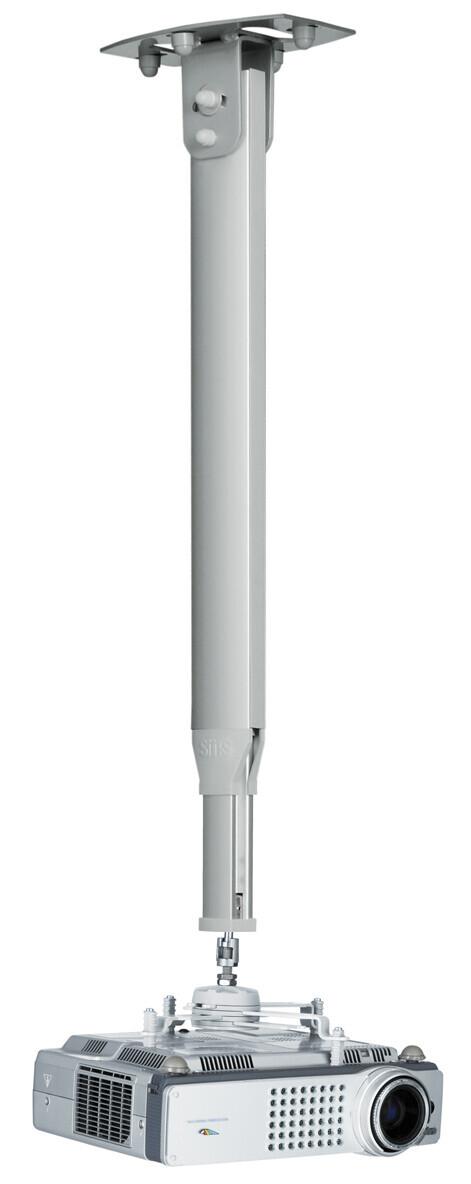 SMS takfäste CL V300-350, silver