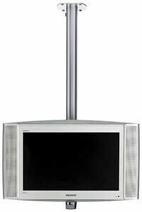 SMS Flatscreendeckenhalterung CM ST400 schwarz