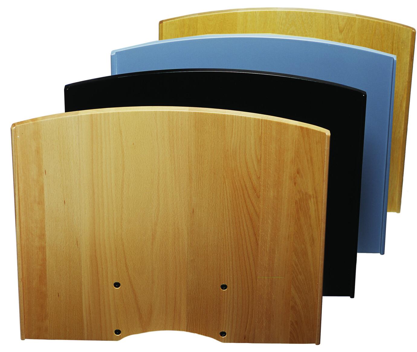 SMS Ablagebord Flatscreen shelf H mit Konsole schwarz