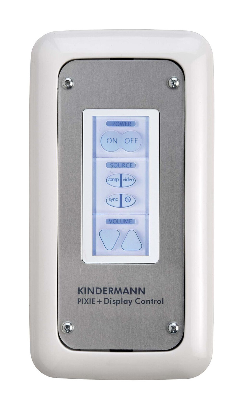 Kindermann PIXIE+ Display Control