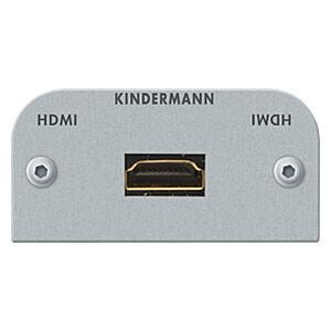 Kindermann HDMI Highspeed con Ethernet