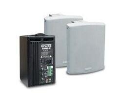 APart SDQ5P Compact 2-Way Speaker - White