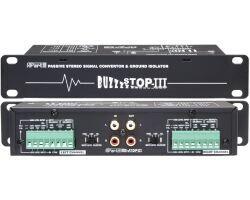 APart BuzzStop-MKIII DI-Box