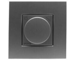 APart N VOLST SLV NICO estéreo de control de volumen de plata