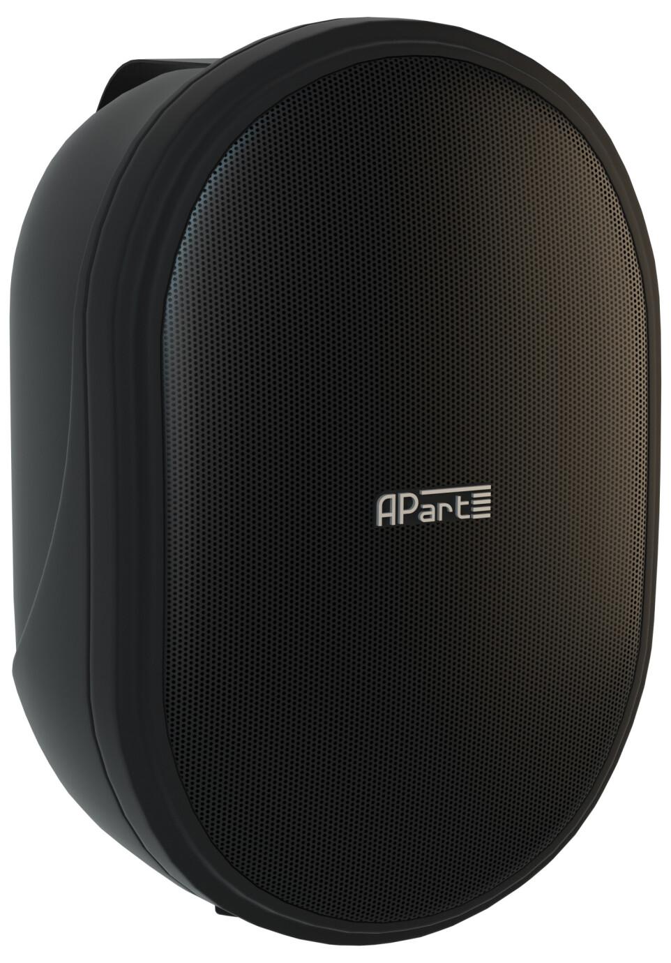 APart OVO5 Lautsprecher / 1 Paar -80 W- schwarz