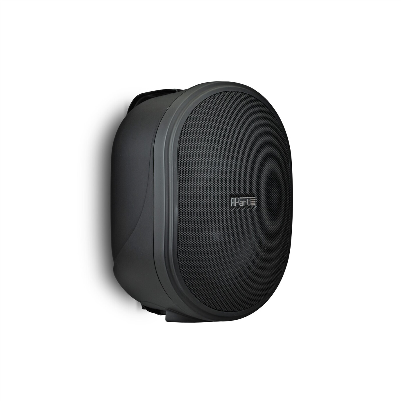 APart OVO5T-B speaker / 1 pair - 80 W/100 V - Black