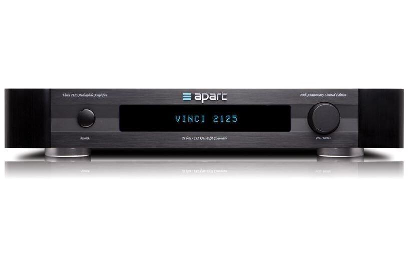Apart VINCI 2125, - High-End HiFi-Verstärker