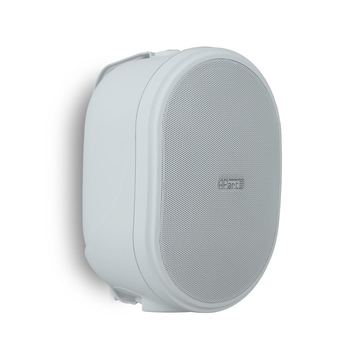 APart OVO8P-W - Stück- aktiver 60 W Lautsprecher