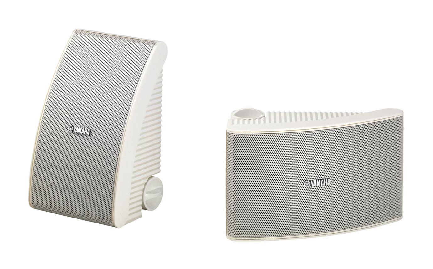 Yamaha NS-AW392 weiß (Paar)