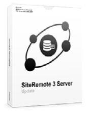 Update SiteRemote Server > Version 3