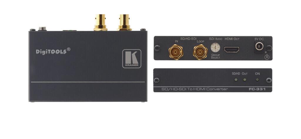 Kramer FC-331 Formatwandler für 3G HD-SDI in HDMI