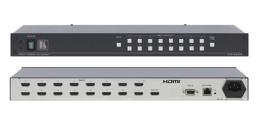 Kramer 16x1 HDMI-Umschalter