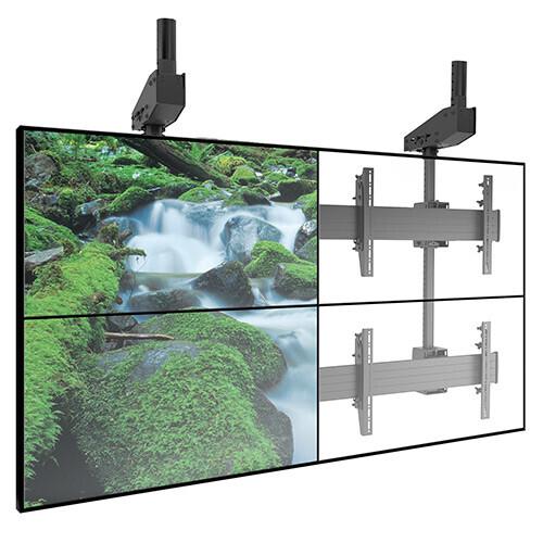 Chief 2x2 Videowall Deckenhalterungssystem, LCM2x2U, 42