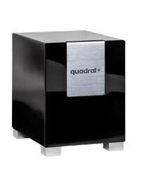 quadral Qube 10 aktiv - schwarz