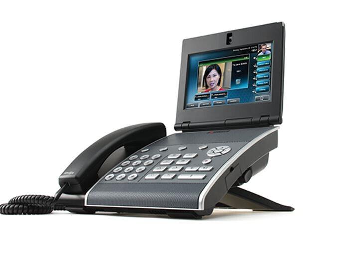 Polycom VVX 1500 Business Media Phone mit Videokonferenzfunktion